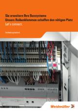Relativ Weidmüller: schaltplan zählerschrank verdrahten ES86