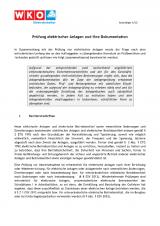 muster prfprotokoll rwa anlage prfung elektrischer anlagen und ihre dokumentation - Prufung Elektrischer Anlagen Prufprotokoll Muster