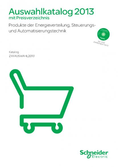 Schneider Electric Auswahlkatalog 2013 | Voltimum